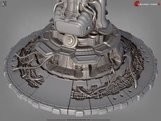 Gears of War 3 - Environment Art - Page 5 - Polycount Forum
