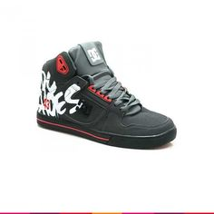 DC High-Top Sneakers 1