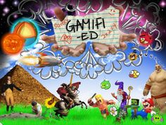 Gameifi-ED - List of teacher and student tested games that educate or enhance education.
