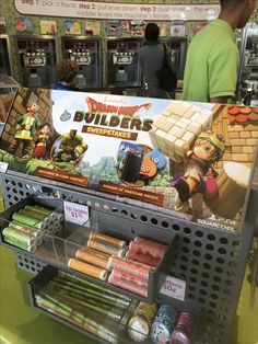 Menchie's Dragon Quest Builders January 2017
