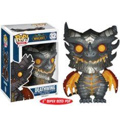 Funko Pop! World Of Warcraft: Deathwing Oversized - The Mighty Collector