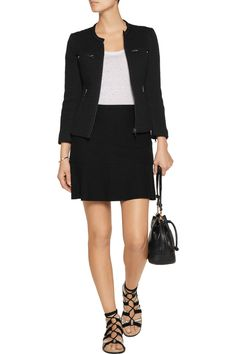Shop on-sale Joie Jenika textured cotton-blend and woven jacket. Browse other discount designer Jackets & more on The Most Fashionable Fashion Outlet, THE OUTNET.COM
