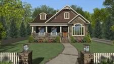 image of The Evergreen Cottage House Plan