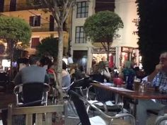 Friday Night Casco Antiguo. Marbella Marbella Old Town, Beautiful Places, Street View, Outdoor Decor, Waterfalls