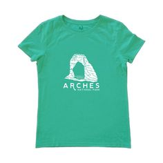 Women's Arches National Park Tee