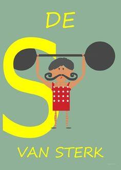 Poster S van Sterk