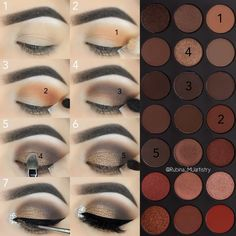 Morphe 360 makeup tutorial