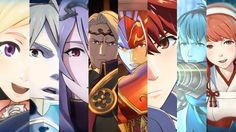 The Fire Emblem Fates Royal Cutscenes without Background Music