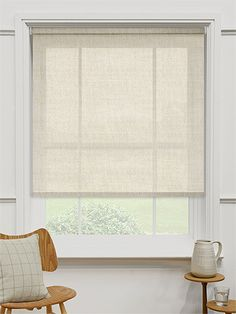 Panama Cotton Roller Blind from Blinds 2go