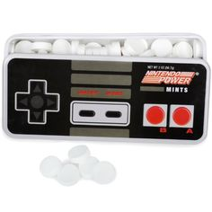 Nintendo Controller Candy Tin Party Accessory: Amazon.com: Grocery & Gourmet Food