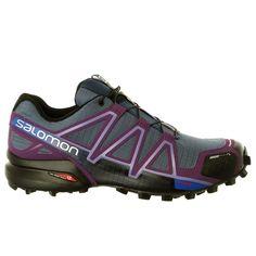 84d81055453 Salomon Speedcross 4 Cs W Trail Running Sneaker - Womens Salomon Shoes