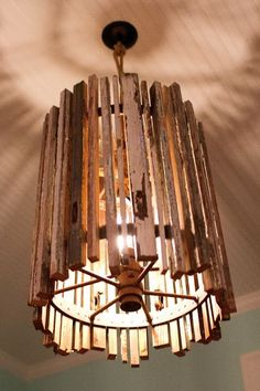15 Beautiful and Inexpensive DIY Wood Lamp Designs to Materialize homesthetics decor (5)