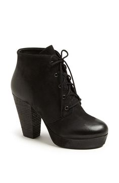Steve Madden 'Raspy' Platform Bootie available at #Nordstrom