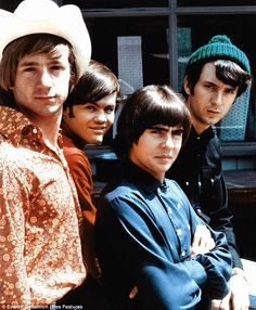 Monkees!  Loved them, sad to hear of Davy's Death.  They had fun and I had fun right along with them.