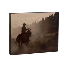 Summit Dusty Cowboy Wall Art