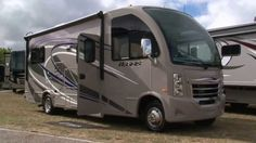 Motorhome Reviews: New Axis Motorhomes by Thor Motorcoach (Vegas RUV / C...