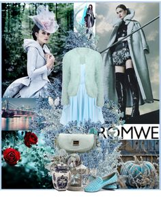 """Modern princess"" by mariemvs ❤ liked on Polyvore"
