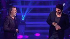 """Florent Pagny et Patrick Fiori """" Et un jour une femme"""" - Le Grand Show"""