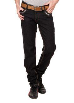 British Terminal Men's Jeans - Black