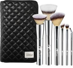 IT Brushes For ULTA Your Airbrush Masters 6 Pc Advanced Brush Set Ulta.com - Cosmetics, Fragrance, Salon and Beauty Gifts