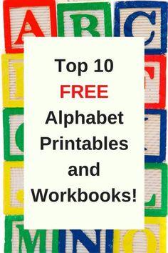 123 Best Alphabet Worksheets Images Alphabet Worksheets Early