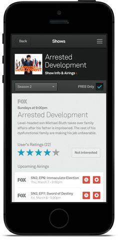Verizon TV Everywhere concept  https://www.behance.net/gallery/16725455/TV-Everywhere