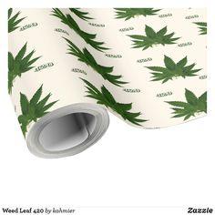 Weed Leaf 420 Wrappi