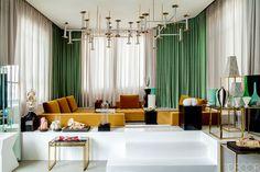 High Fashion Home Blog: The Home of Yvan Mispelaere