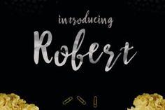 Robert Brush - Creative Fabrica