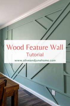 Diy Wall, Wall Decor, Wall Art, Home Crafts, Diy Home Decor, Wood Putty, Wood Accents, Accent Walls, Cool Diy Projects
