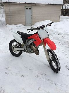 2005 Honda CR125 Motorcycles Off Road Dirt Bikes For Sale In Stephentown,  NY A00006 |