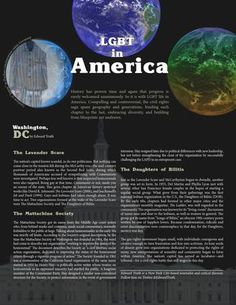 History of LGBT Equality in Washington DC.  As seen in Connextions Magazine. Click to read: http://issuu.com/Connextionsmag/docs/issue8/27
