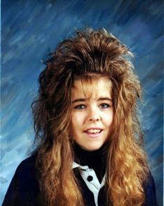 Neuroplastically Challenged : Bad Hair Day? Style A Little Off?