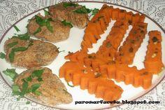 polędwiczki wieprzowe z batatem z parowaru