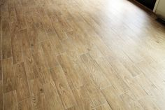 Tile that Looks Like Wood! Nordic Brown from The Tile Shop | Chris Loves Julia