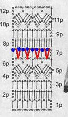 Ажурный летний кардиган крючком.Летняя модель кардигана со схемами.