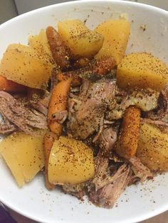 Instant Pot Pot Roast   MadeItLoveItPaleo - Paleo & Whole30 recipe for perfect pot roast in a pressure cooker!