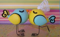 Pombinhos invadem os topos de bolos de casamento; veja 50 opções - Casamento - UOL Mulher