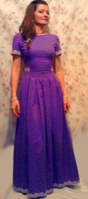Домашнее платье / Фотофорум / Burda Style