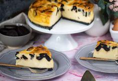 Fekete-fehér kekszes sajttorta Sushi, Cheesecake, Pudding, Sweets, Ethnic Recipes, Foods, Food Food, Food Items, Gummi Candy
