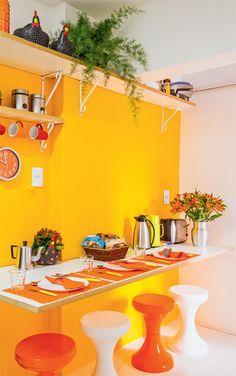 Minha Casa Renovada: uma cozinha deliciosa e luminosa - Casa