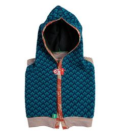Sea Scape Shrug, Oishi-m Clothing for kids, Winter 2017, www.oishi-m.com