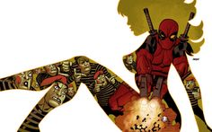 Deadpool Vol.2 #900 (2009) - Dave Johnson