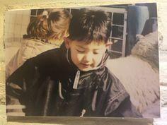 more predebut photos exo chanyeol 10 Chanyeol Cute, Park Chanyeol Exo, Kyungsoo, Baekyeol, Chanbaek, K Pop, Childhood Images, Exo 12, Exo Album