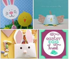 30 Easter Activites and Crafts for Kids
