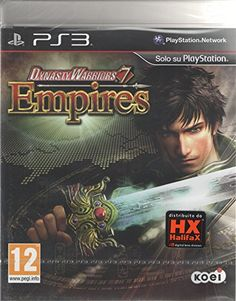 Buy Dynasty Warriors 7 Empires PC&Video Games & Sealed PAL UK at online store Dynasty Warriors, Ps3 Games, Playstation Games, Wii, Xbox, Videogames, Liu Bei, Gaming Wallpapers Hd, Empire