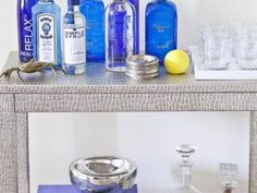 Stocking the Bar for a Cocktail Party | HGTV