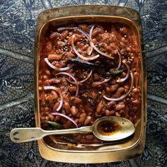 Rajma (Indian Kidney Bean Masala Stew)
