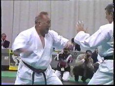 Sensei Taiji Kase-Dimostrazione - YouTube Karate Kata, Martial Arts, Japan, Youtube, Sports, Martial, Hs Sports, Combat Sport, Sport