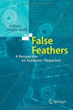 debora weber-wulff dissertation